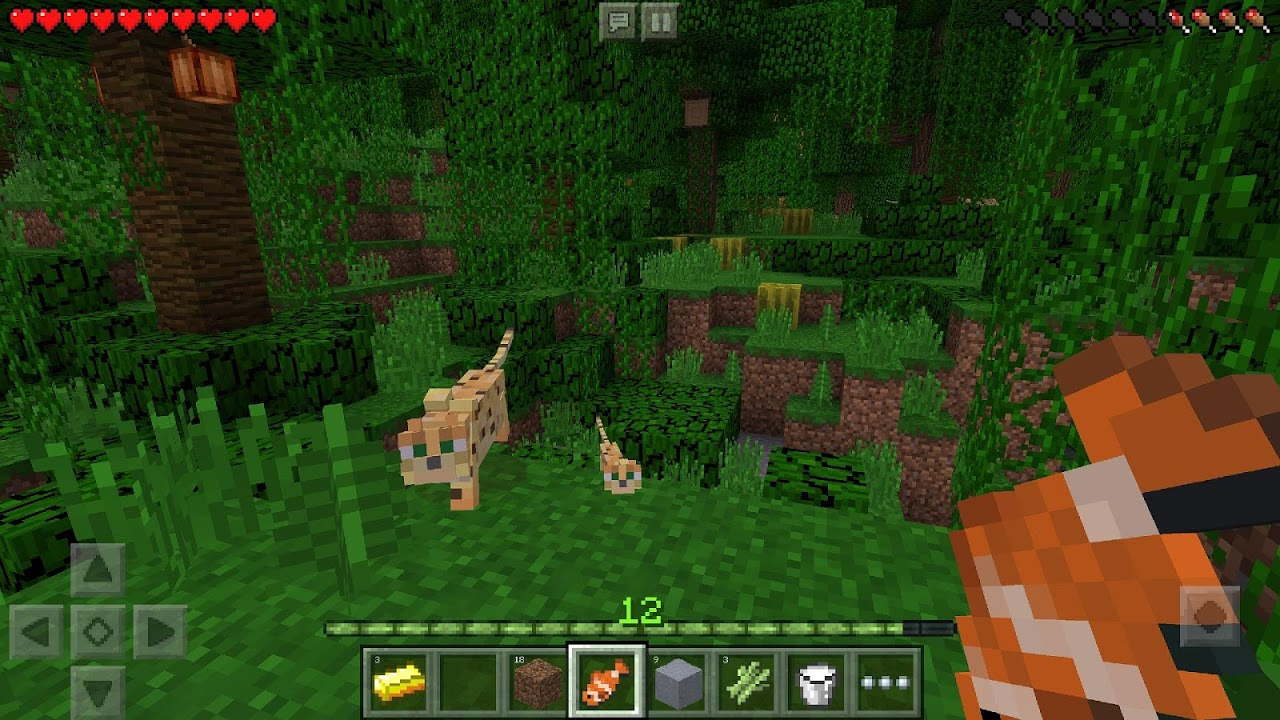 Android Minecraft: Pocket Edition Screen 9