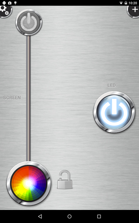 Torch Flashlight LED HD 1.94.08 (Google Play) Screen 4