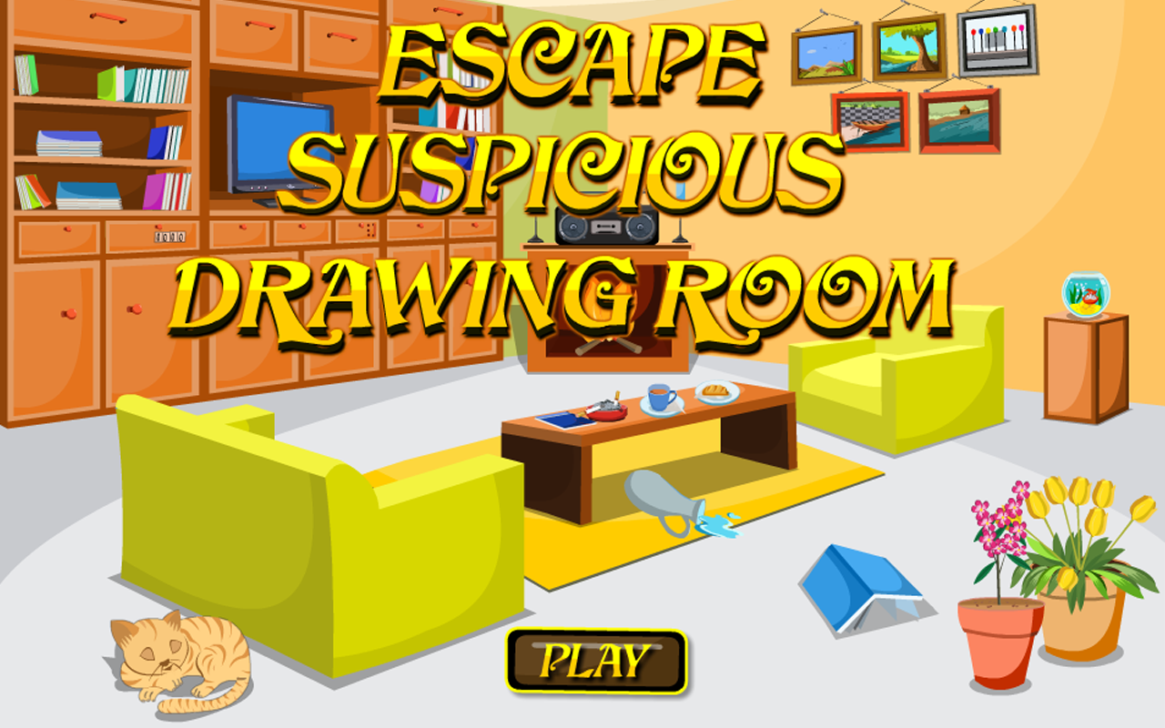 Escape Games-Drawing Room 1.0.10 Screen 5