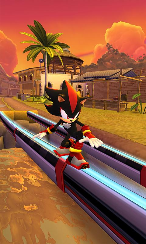 Sonic Dash 2: Sonic Boom 1.7.17 Screen 1