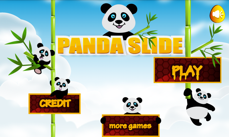 Android Panda Slide Screen 8