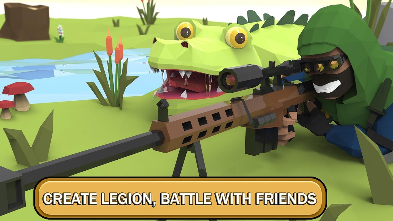 Android Commander At War-  Battle With Friends Online! Screen 1