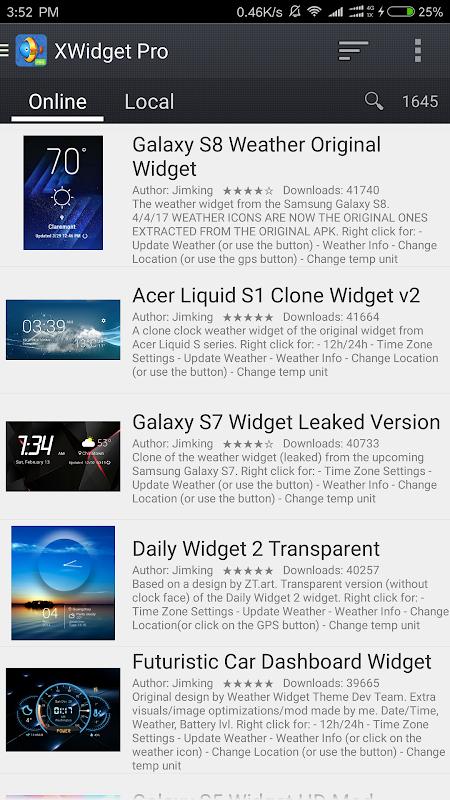 XWidget Pro V1 3 9 1 APK Download by XWidgetSoft | Android APK