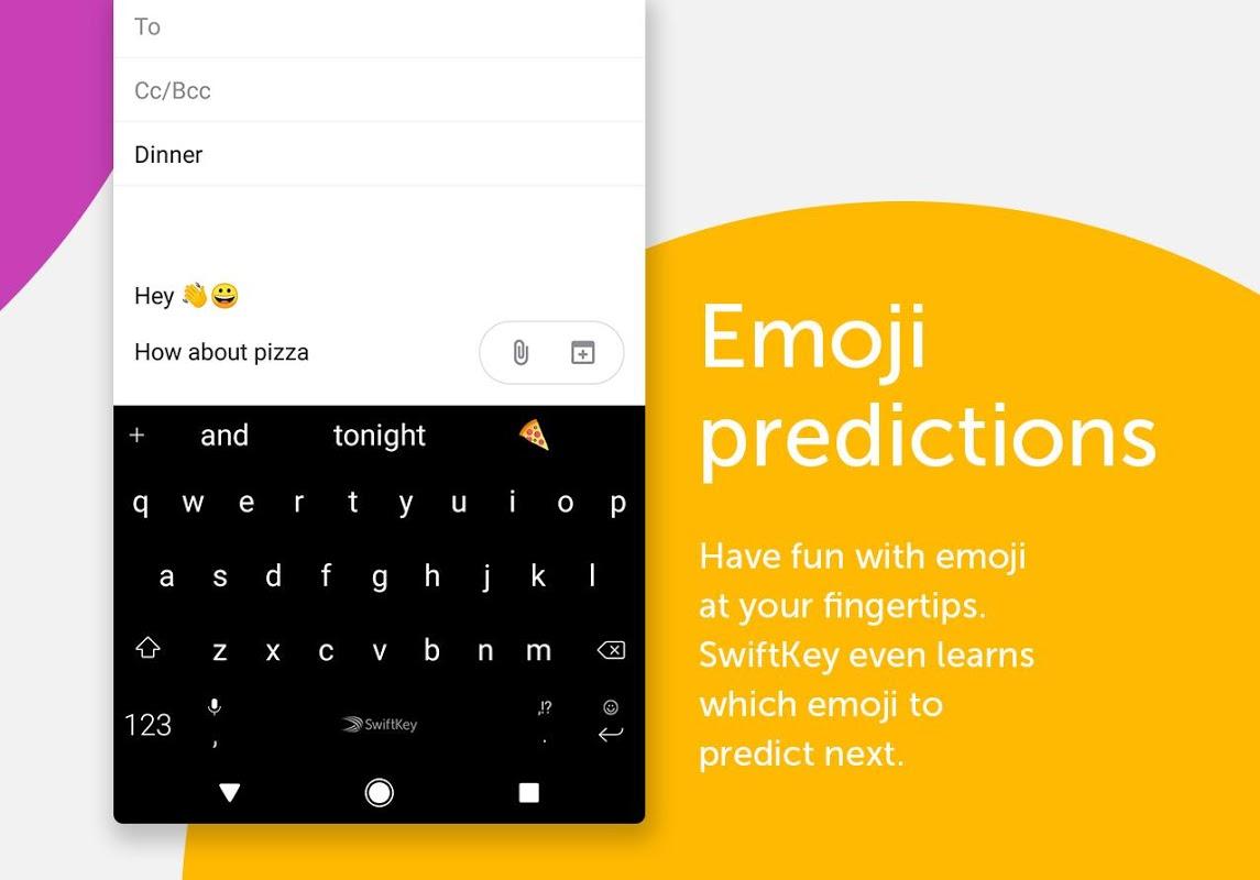 SwiftKey Keyboard 7.1.6.30 Screen 2