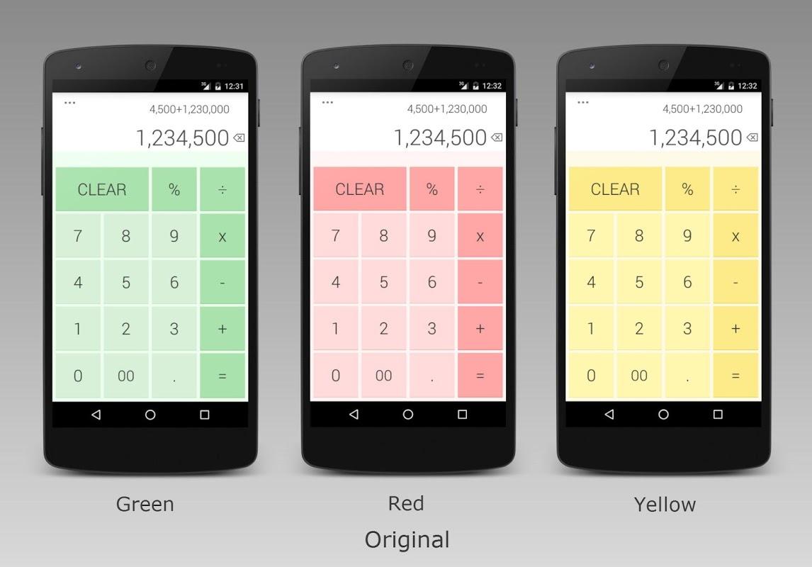 Calculator 1.10.9 Screen 5