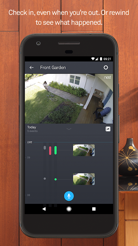 Nest 5.18.5.12 Screen 2