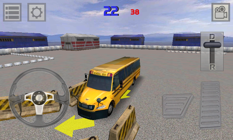 Android Bus Parking 2 Screen 13