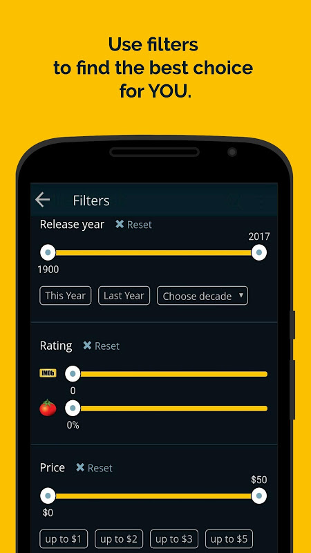 JustWatch - Search Engine for Streaming and Cinema 0.24.58 Screen 7