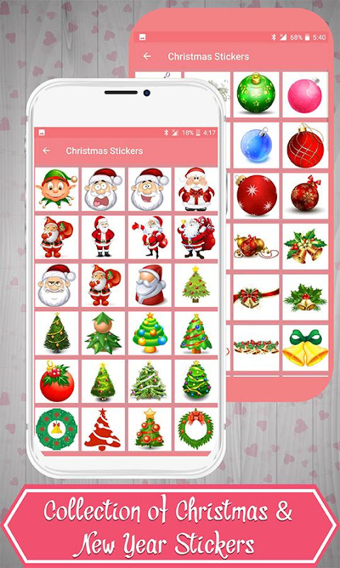 Android Love Stickers Screen 5