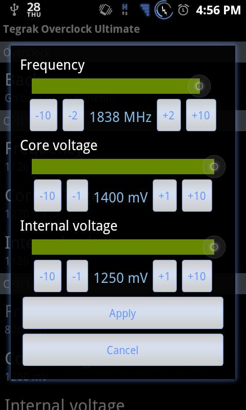tegrak overclock ultimate 1.9.4 apk