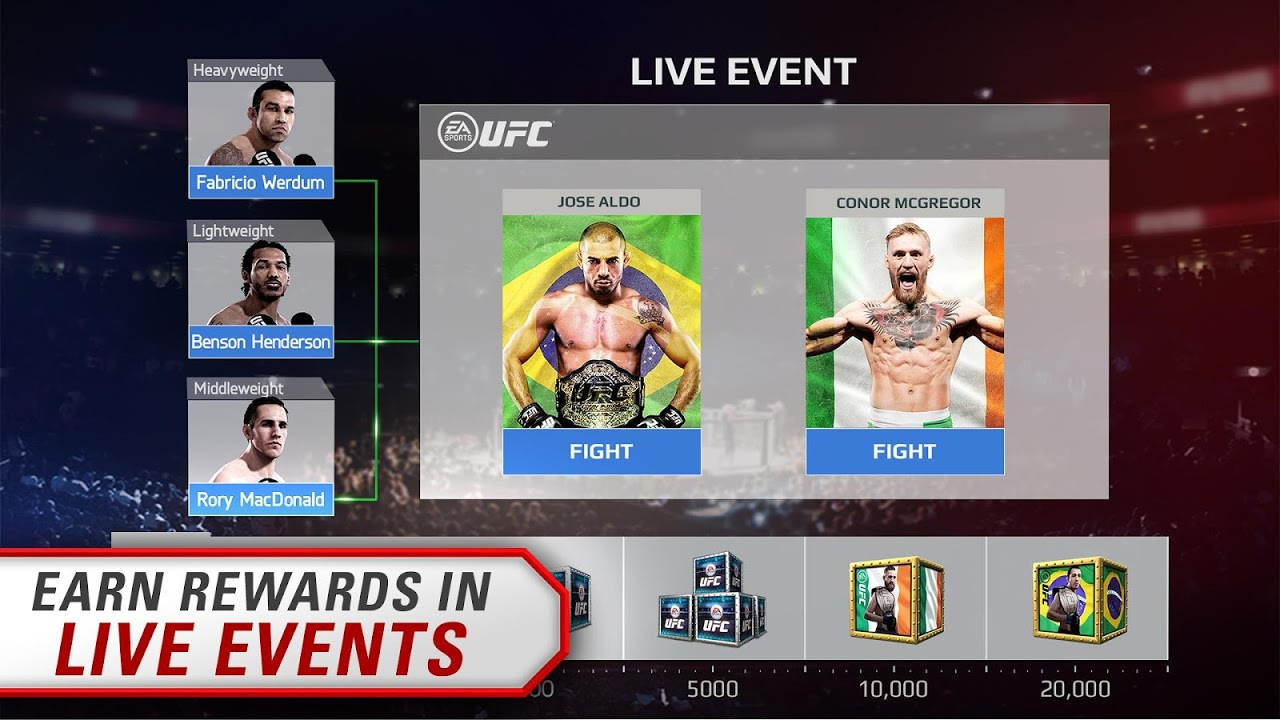 EA SPORTS UFC 1.9.3418328 Screen 4