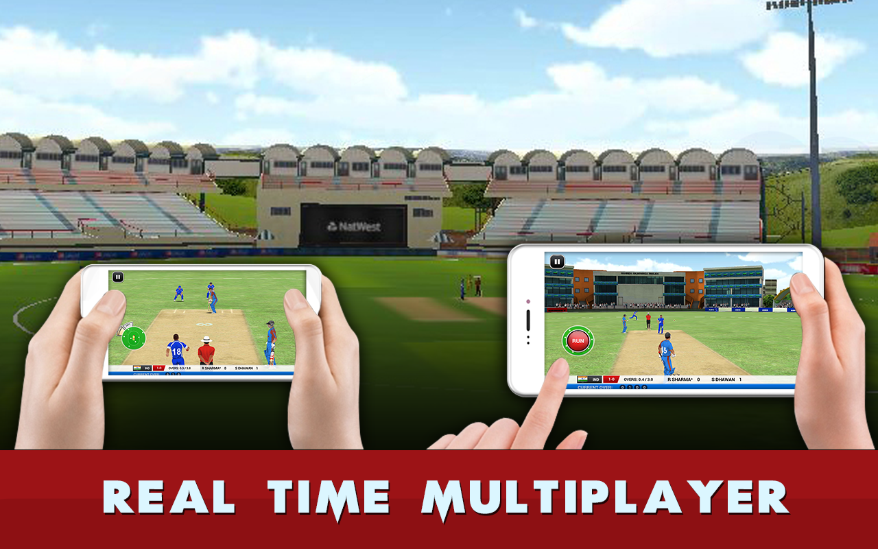 Android MS Dhoni: Untold Story- Official Cricket Game Screen 1