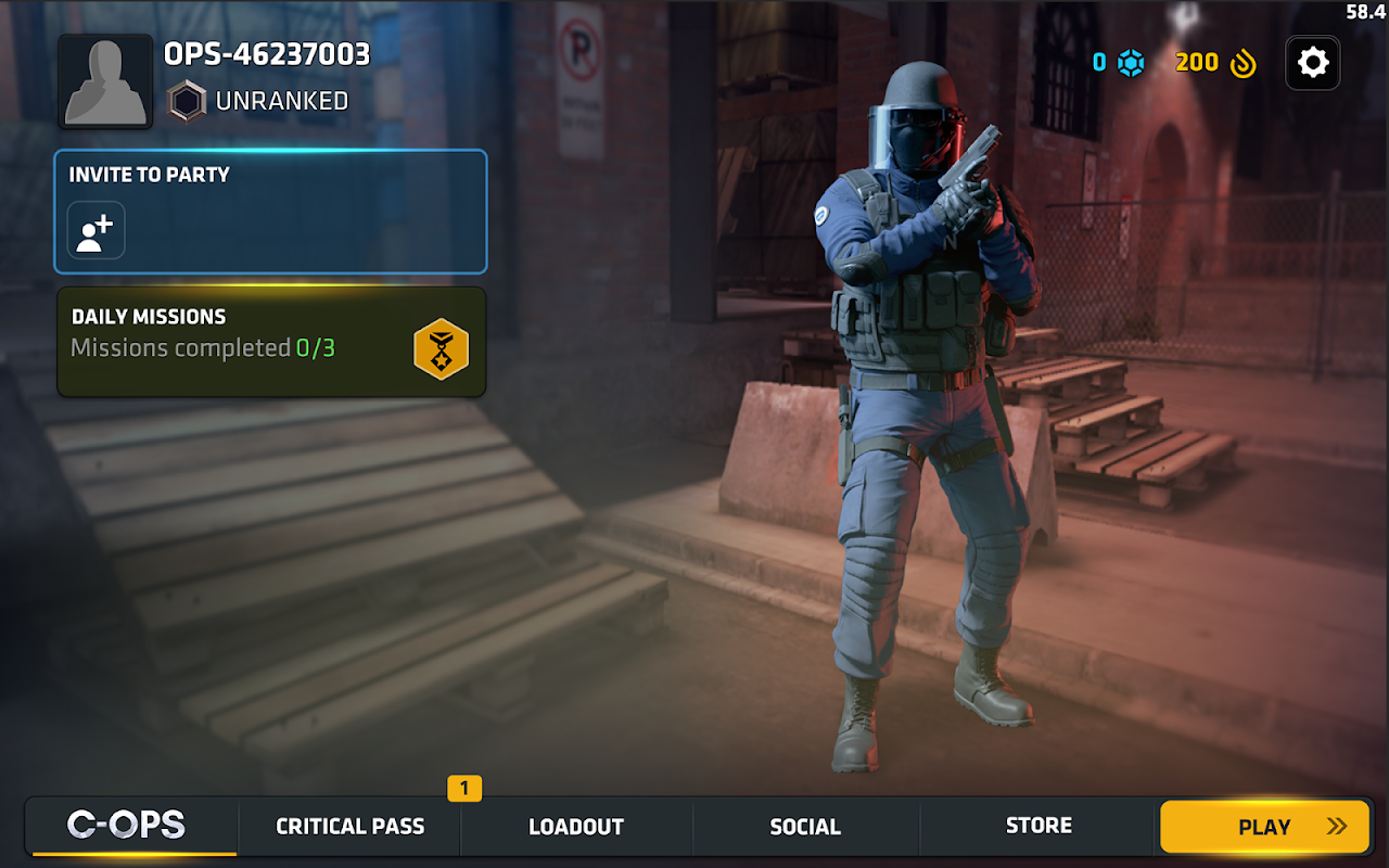 Critical Ops 1.5.0.f555 Screen 17