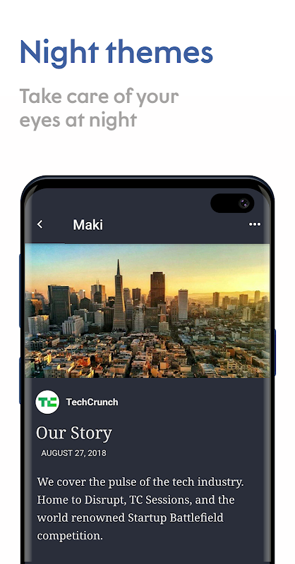 Maki: Facebook and Messenger in one awesome app 3.9.5 Beta Screen 4