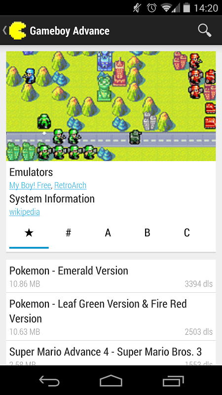 DaRoms APKs   Android APK