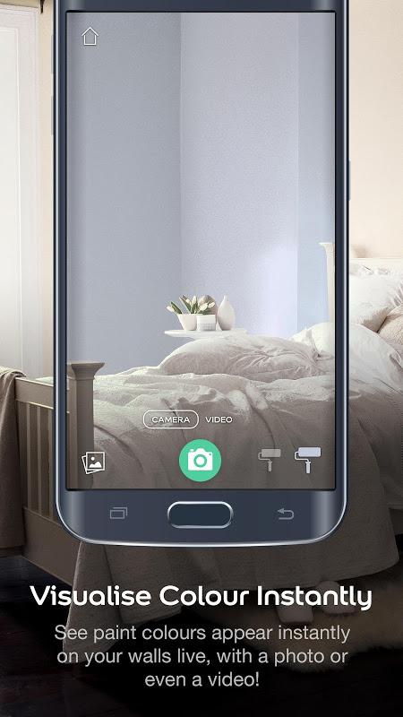 Android Dulux Visualizer IN Screen 1