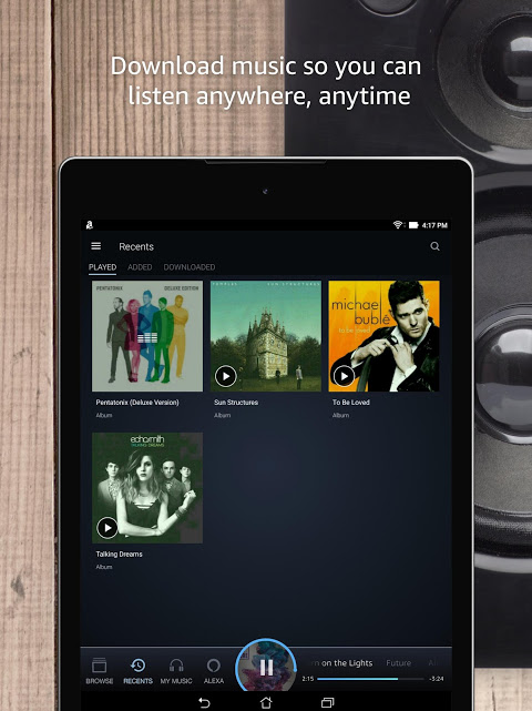 Amazon Music 7.8.4_307080410 Screen 13