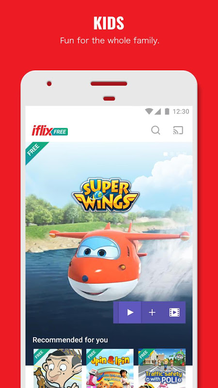 Android iflix Screen 13