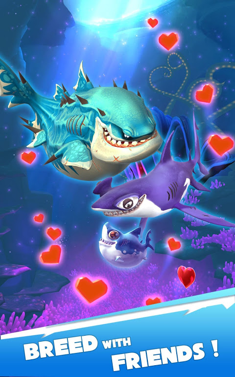 Android Hungry Shark Heroes Screen 17