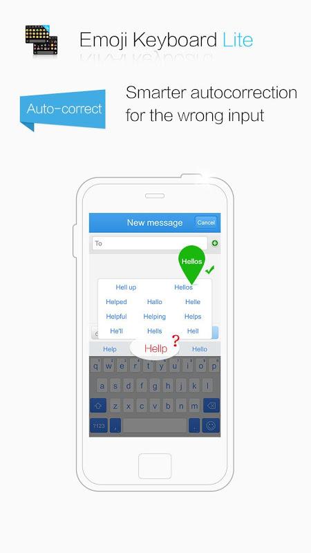 2018Emoji Keyboard 😂 Emoticons Lite -sticker&gif 7.0.1.253 Screen 3