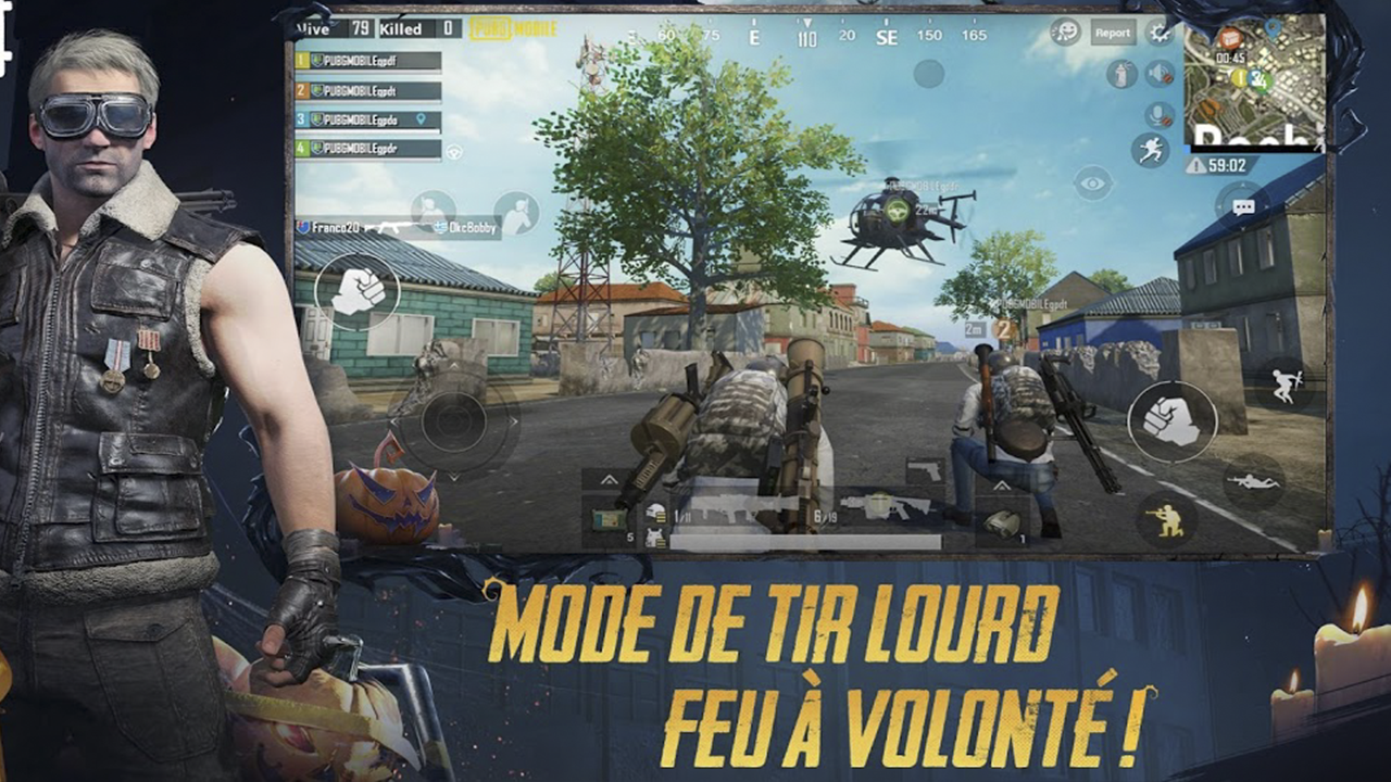 Android Cheats PUBG MOBILE Screen 2