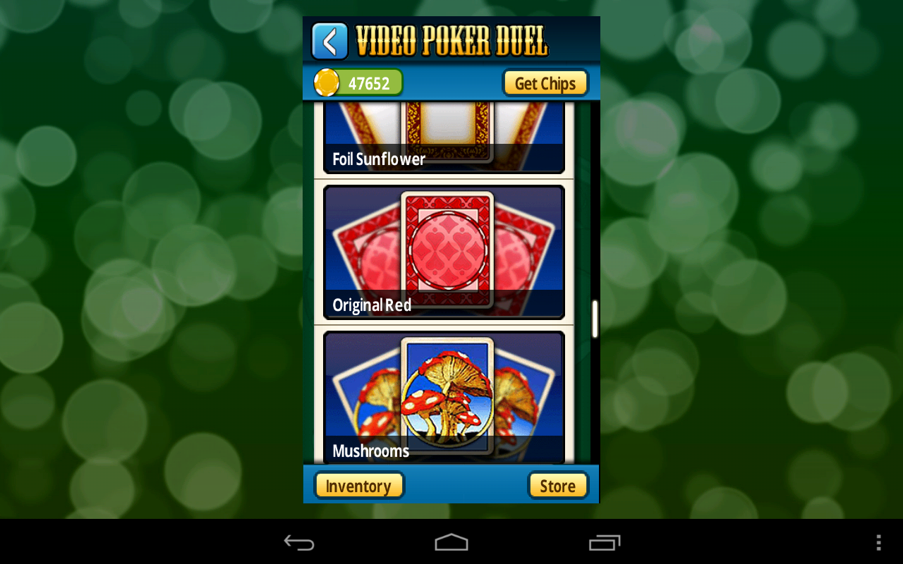 Video Poker Duel 2.0.402.0 Screen 10