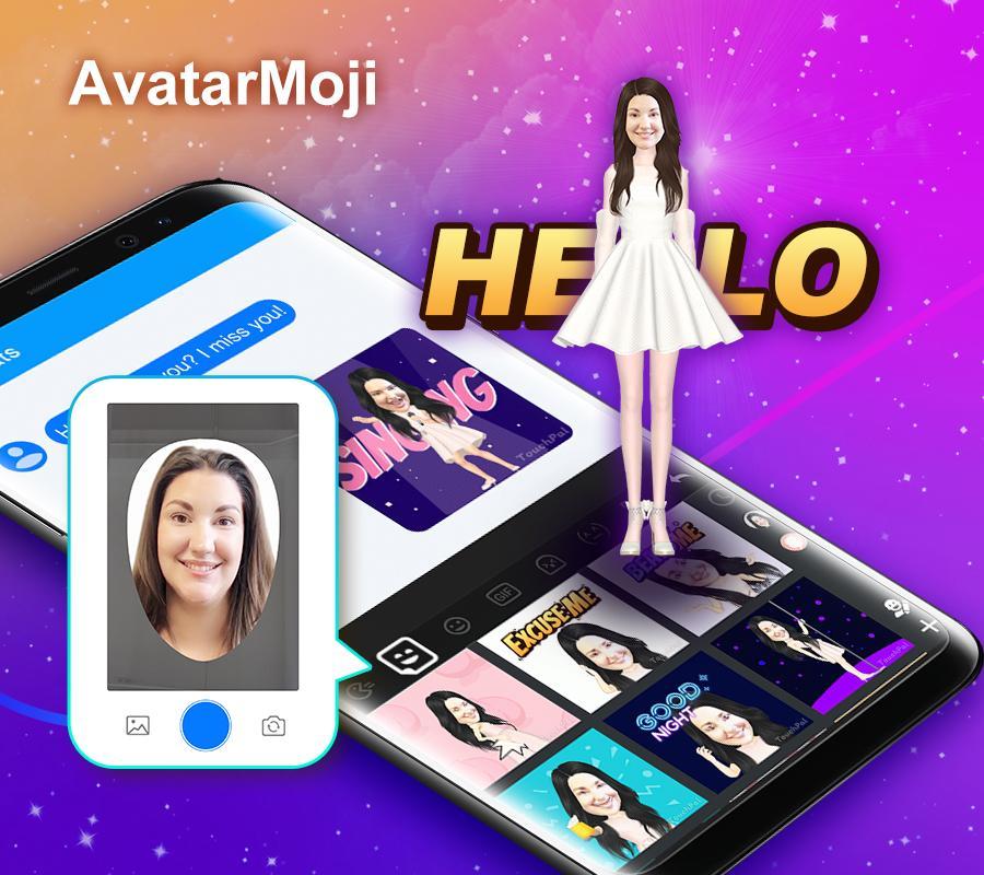TouchPal Emoji Keyboard 6.8.8.0_20181102180739 Screen 6