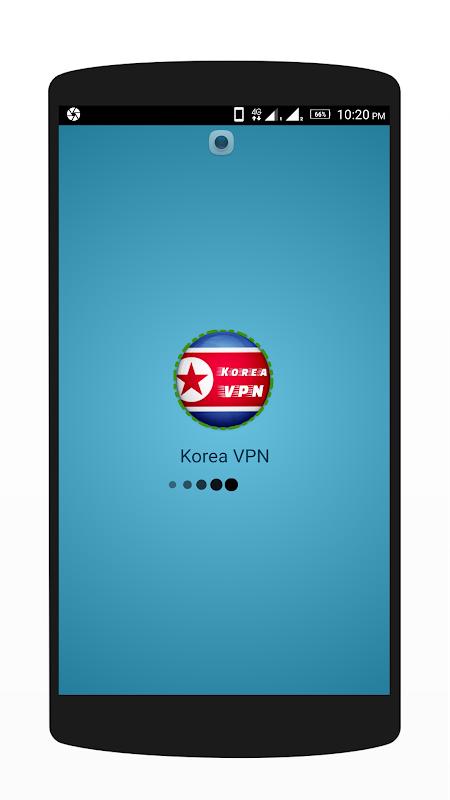 Android Korea VPN - Free VPN & Proxy Screen 1