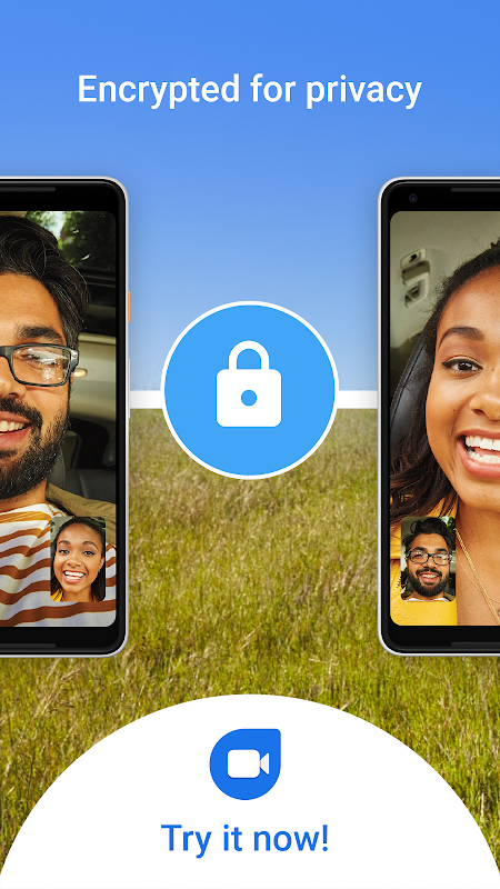 Google Duo 45.1.226049760.DR45_RC11 Screen 2