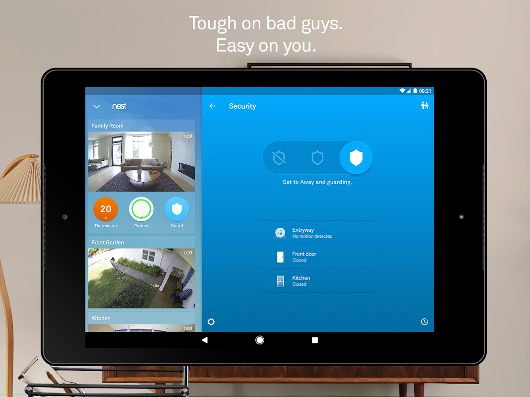 Nest 5.26.1.2 Screen 7