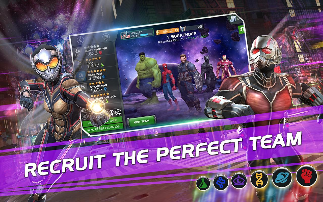 MARVEL Contest of Champions 19.0.0 Screen 1