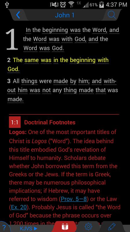 KJV Study Bible APKs | Android APK