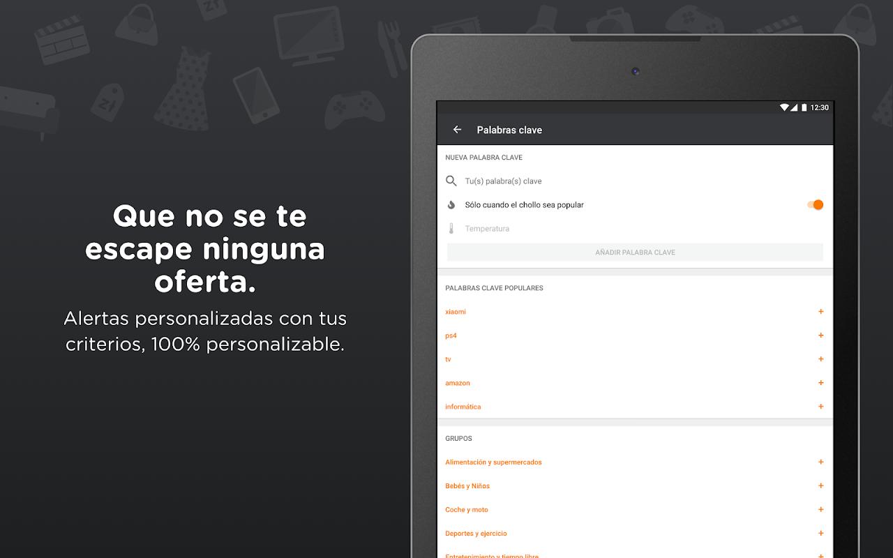 Chollometro – Chollos, ofertas y juegos gratis 5.7.07 Screen 9