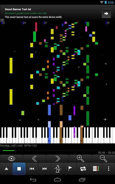 MIDI Voyager Karaoke Player 5.3.3 Screen 8