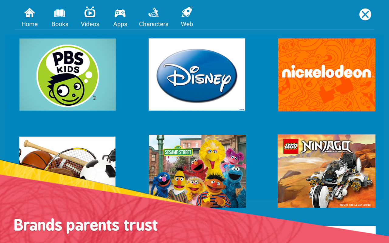 Amazon FreeTime – Kids' Videos, Books, & TV shows FreeTimeApp-fireos_v3.14_Build-1.0.203601.0.11091 Screen 11