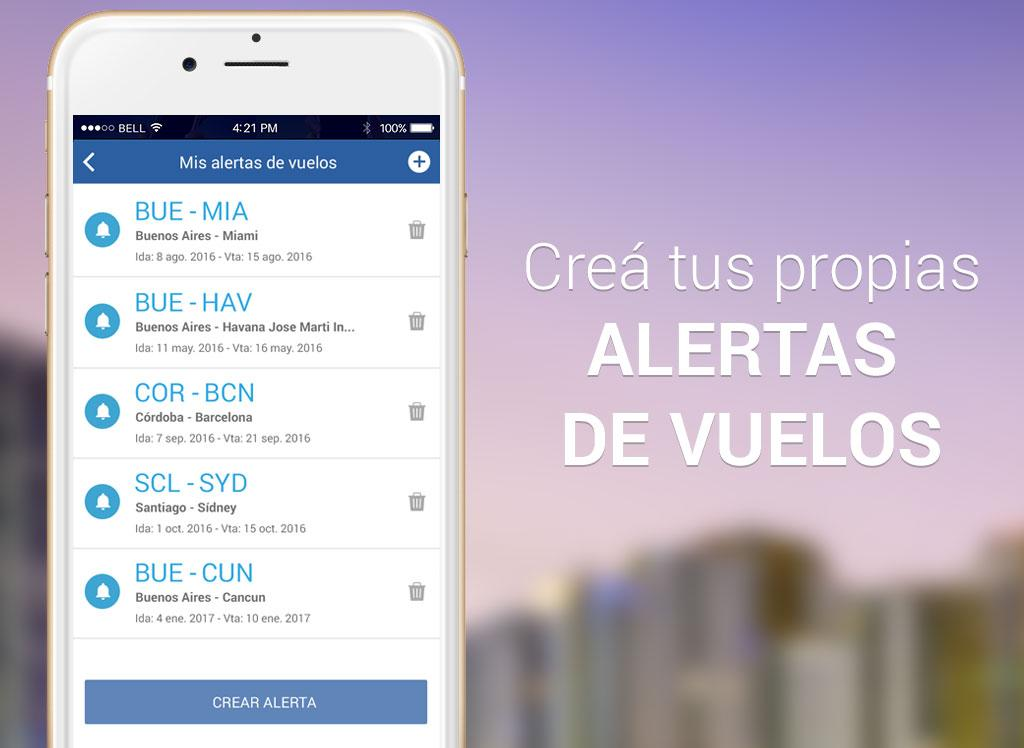 Android Turismocity Vuelos Baratos Screen 10
