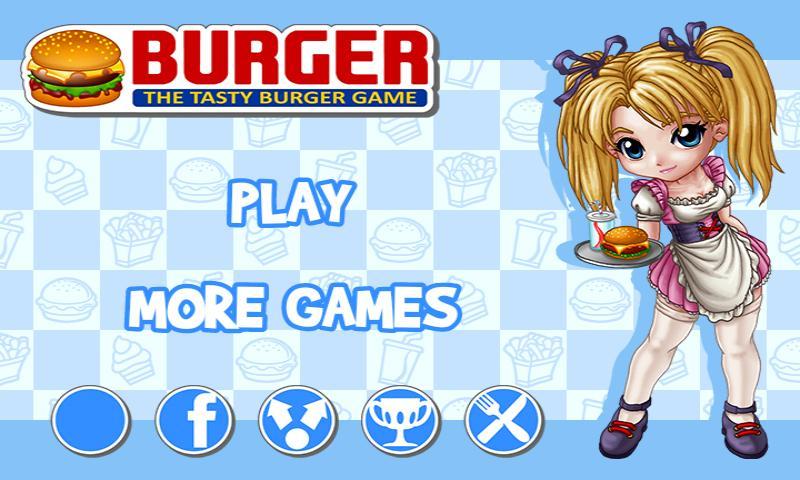 Android Burger Screen 9