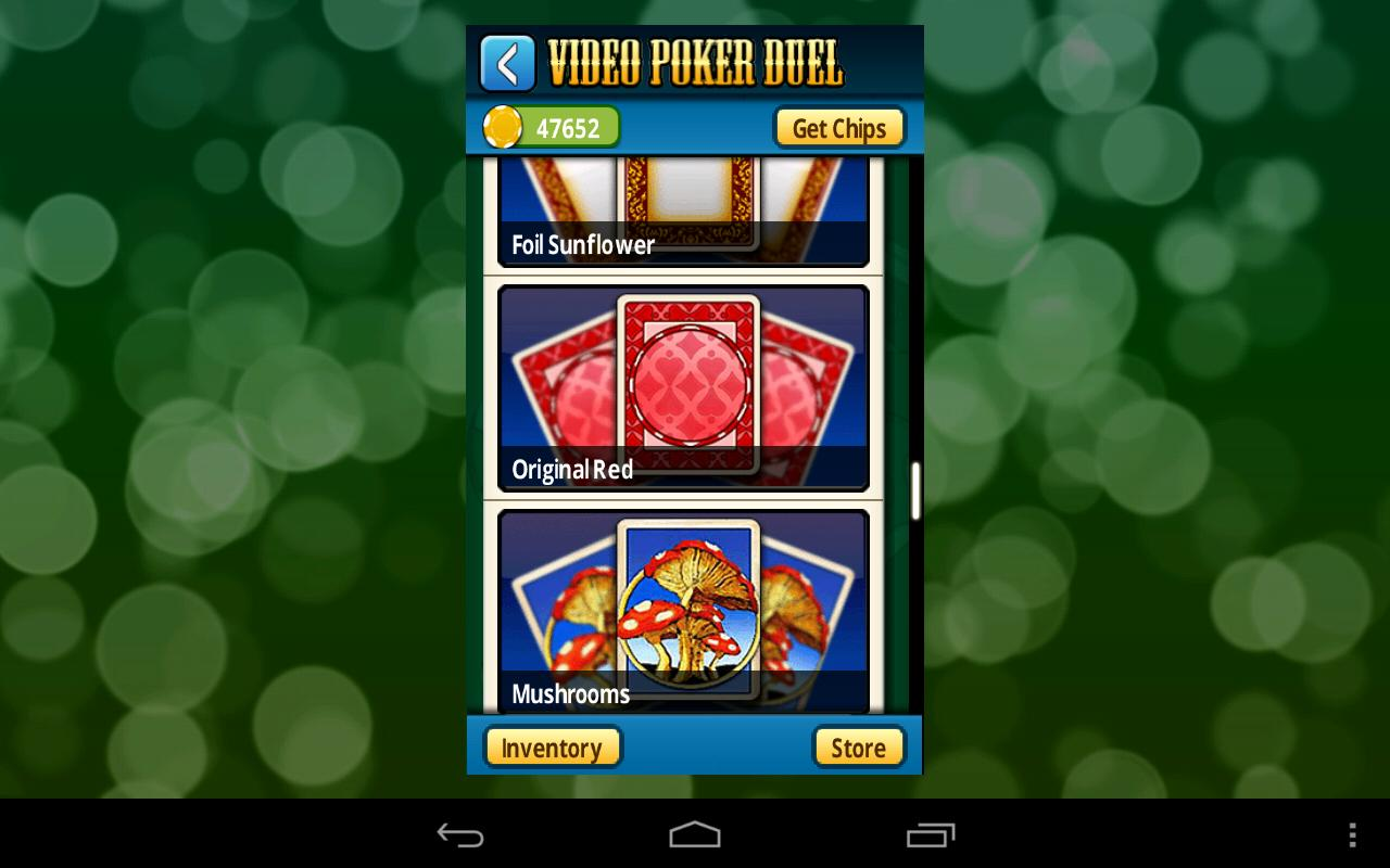 Video Poker Duel 2.0.402.0 Screen 6