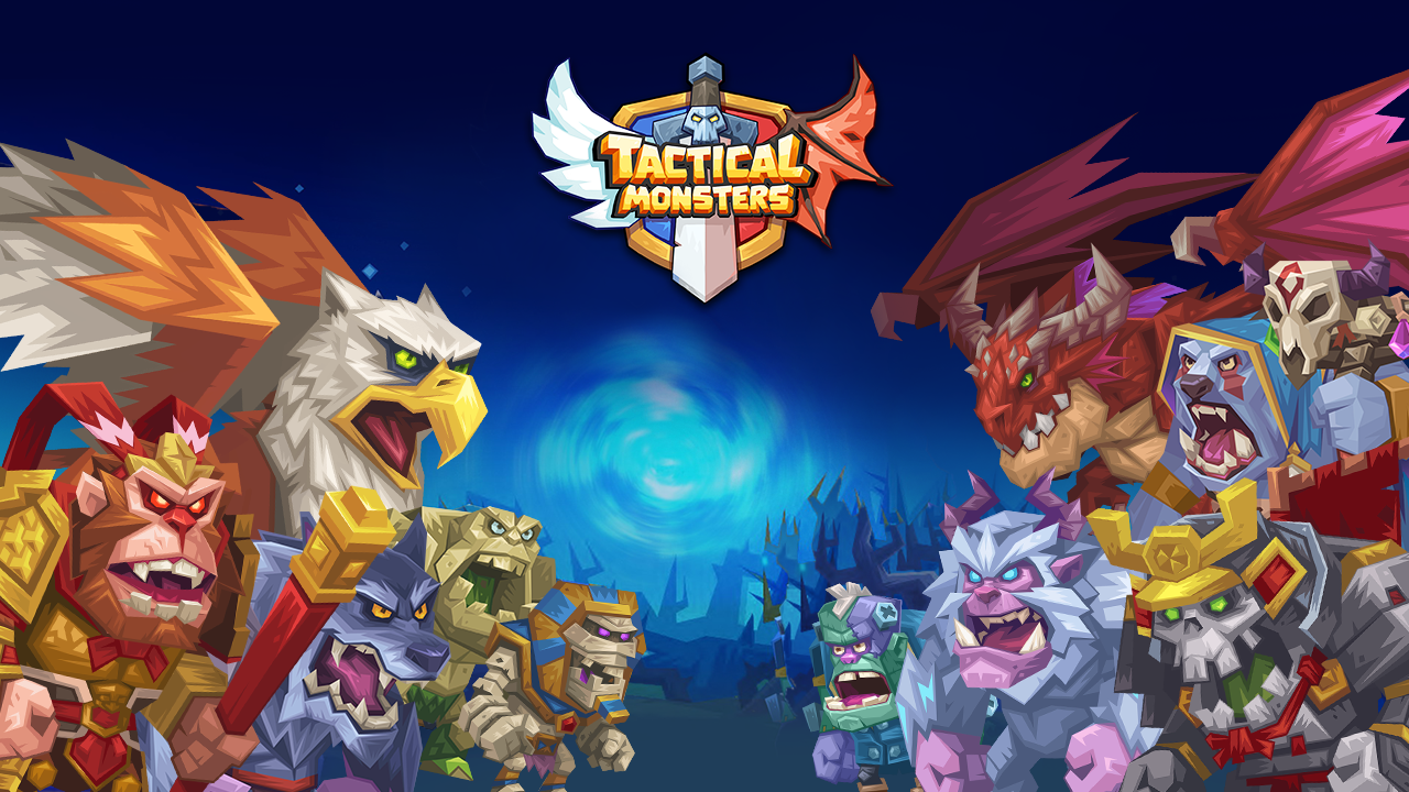 Android Tactical Monsters Rumble Arena - Tactic & Strategy Screen 11