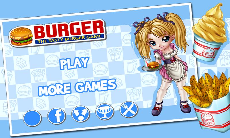 Android Burger Screen 4