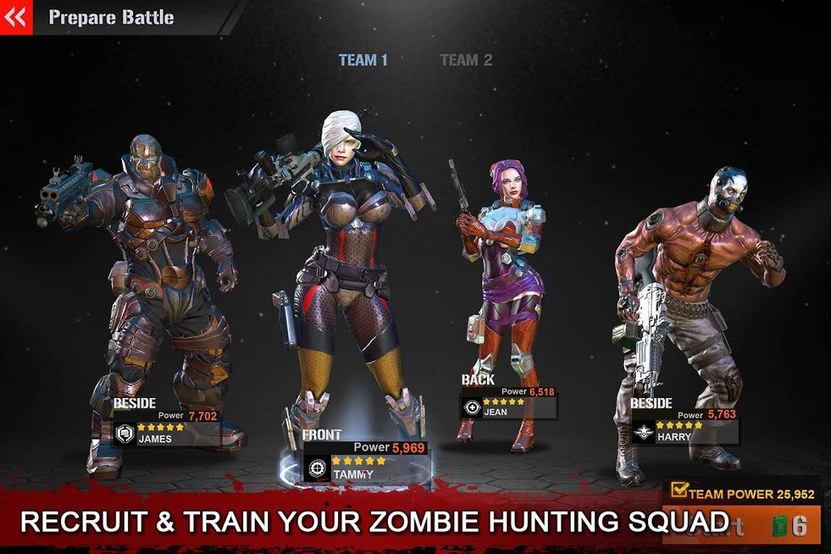 DEAD WARFARE: Zombie 2.9.0.37 Screen 2