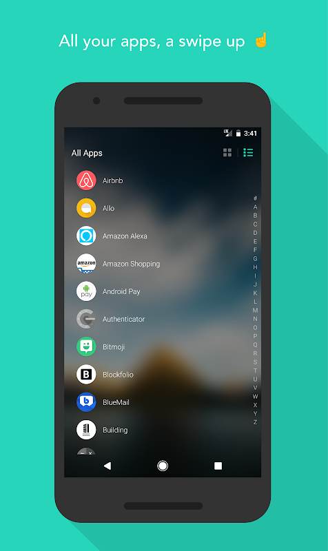 Evie Launcher 2.8.11-4 Screen 4