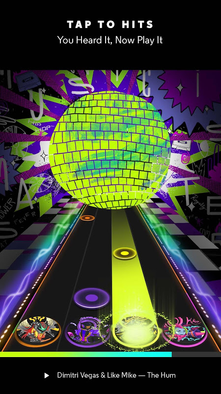 Android Beat Fever: Music Planet Screen 5