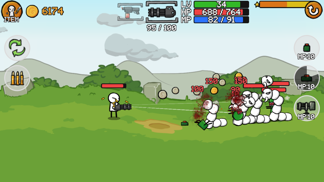 Stickman And Gun2 1.0.9 Screen 3
