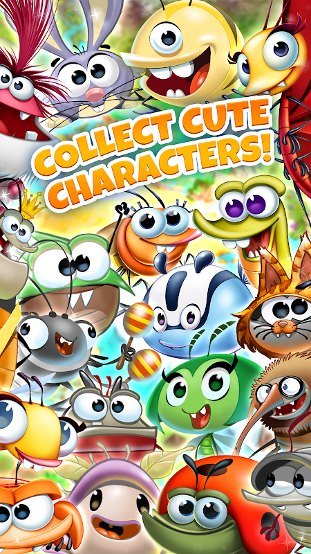 Android Best Fiends - Puzzle Adventure Screen 19