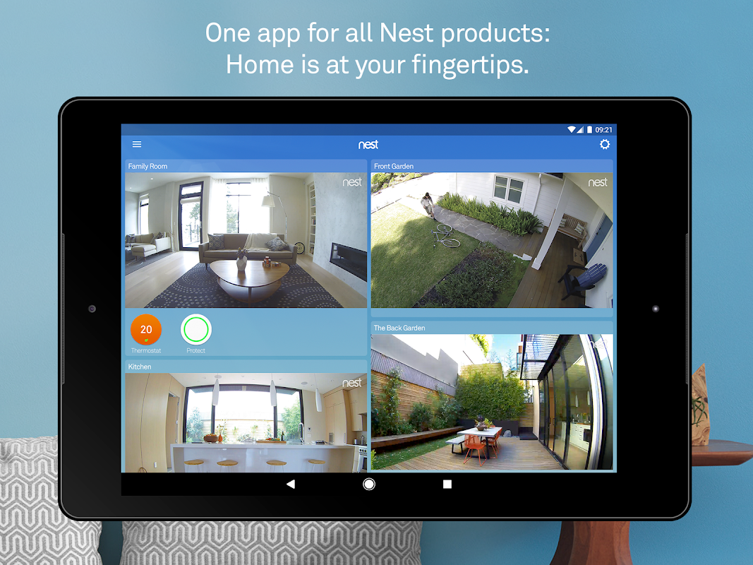 Nest 5.26.1.2 Screen 4
