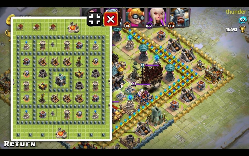 Android Clash of Lords 2 Builder Screen 14