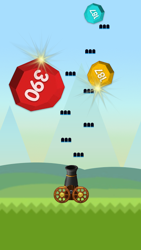 Android Ball Blast Screen 2