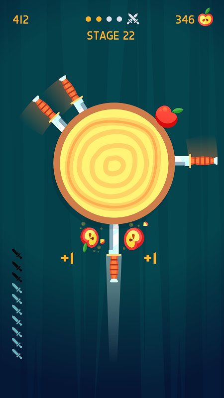 Knife Hit 1.2 APK Download by Ketchapp | Android APK