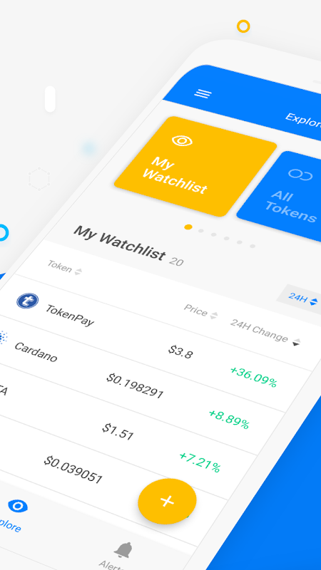 Blox Bitcoin and Crypto Portfolio Tracker Platform 1.0.31 Screen 3